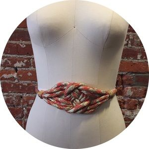 Anthropologie Boho / Festival Rope Belt